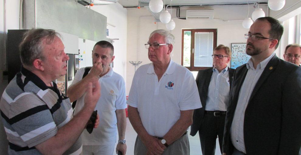 Predsednik Rotari Internacionala posetio Petnicu