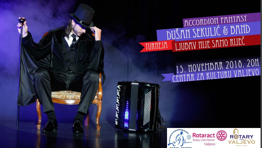 "Humanitarni koncert ""Accordion fantasy"""