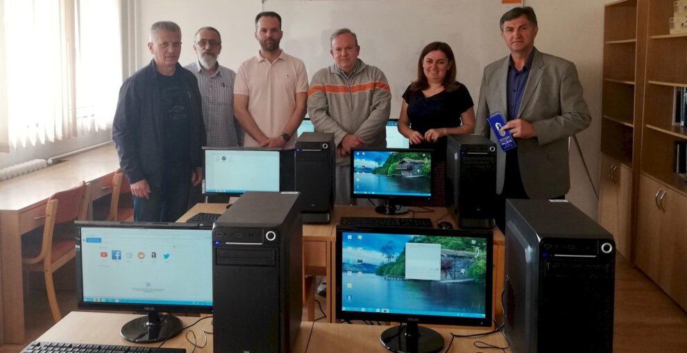 Računari za Poljoprivrednu školu u Valjevu