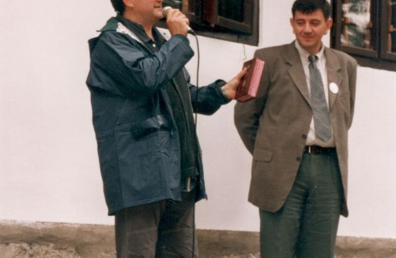 Primopredaja Brankovina, jun 2001