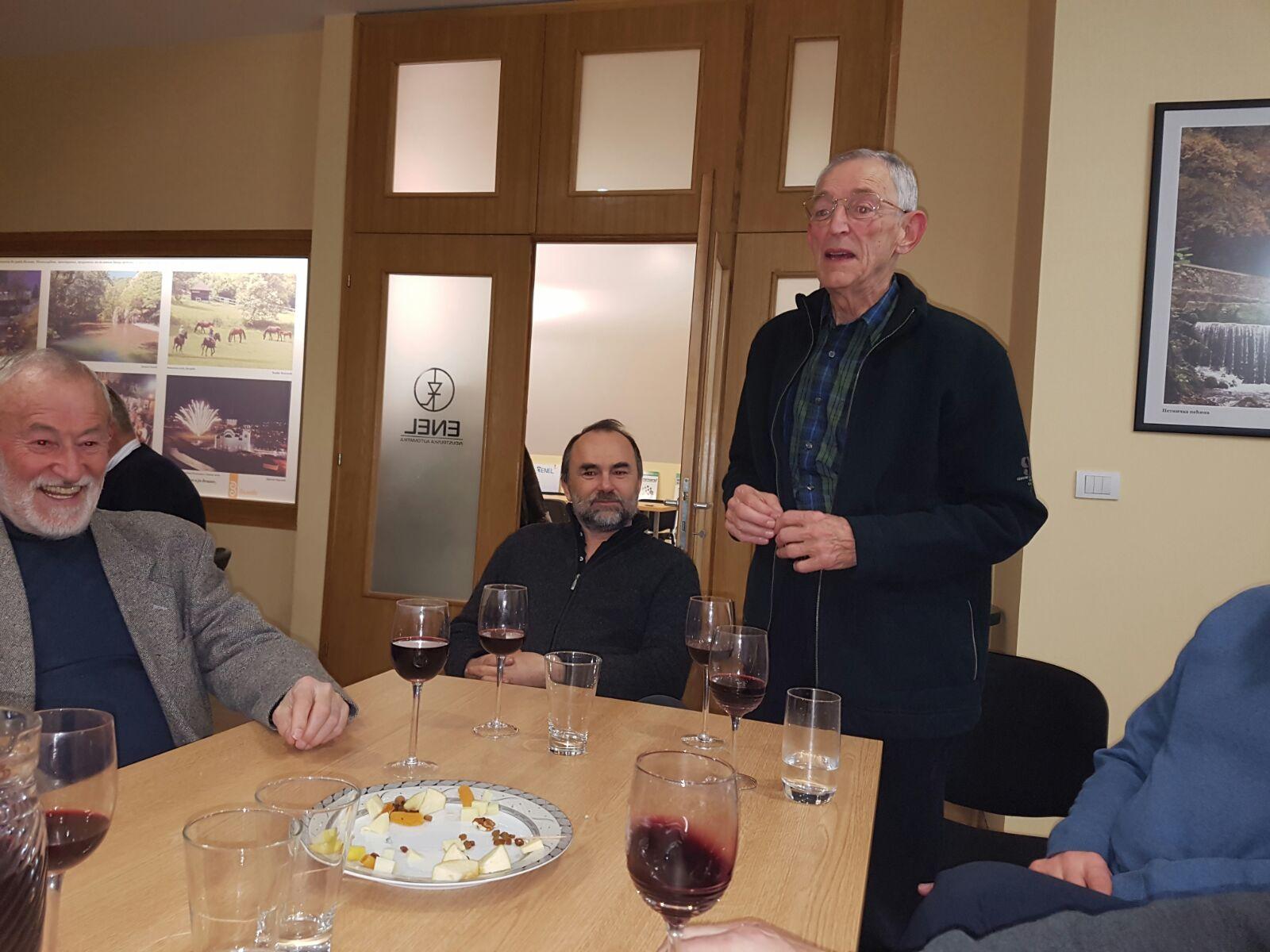 Sastanci i predavanja Rotari kluba