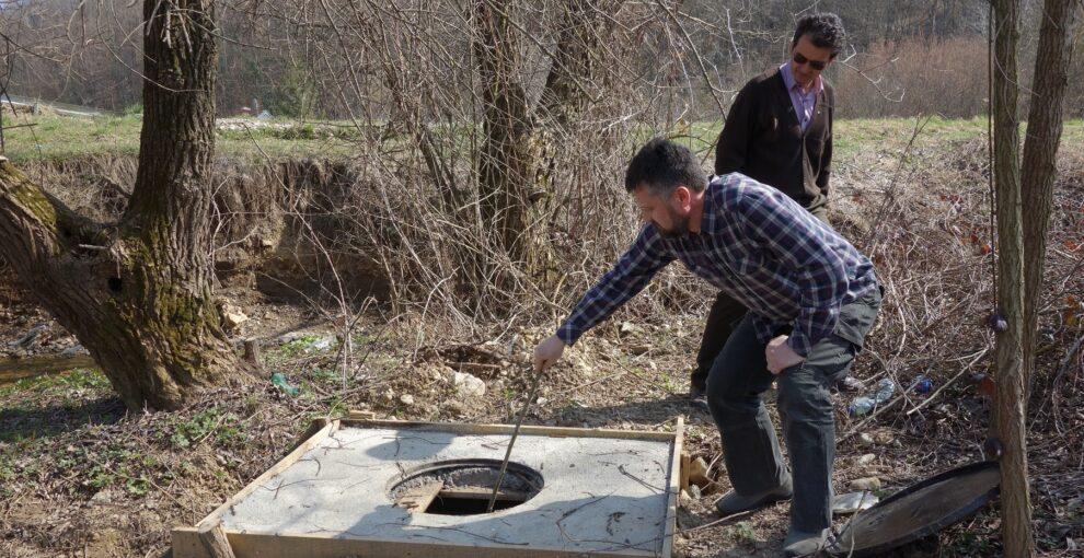 Pomoć u izgradnji vodovoda u valjevskim selima posle poplava 2014. godine