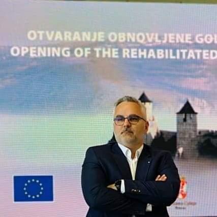 Aleksandar Đukić, novi predsednik Rotari kluba Valjevo